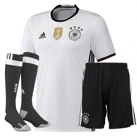 Kit completo Home Germania EURO 2016