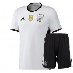 Kit Home maglia+pantaloncini Germania EURO 2016