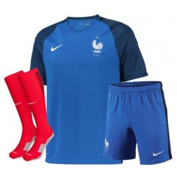 Kit completo Francia Home EURO 2016