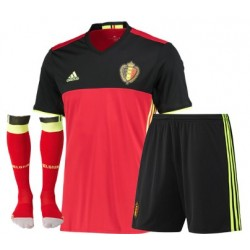 Kit completo Belgio home EURO 2016