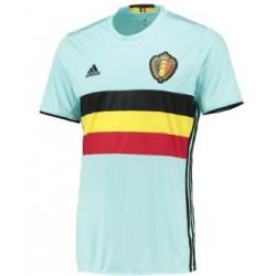 Maglia Trasferta/Away Belgio EURO 2016