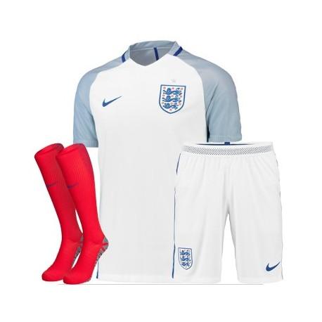 Kit Completo Inghilterra Home EURO 2016