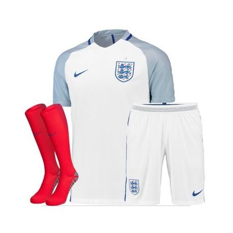 Kit Completo Inghilterra Home EURO 2016