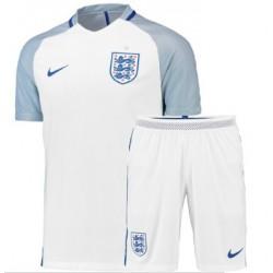 Kit Home Inghilterra maglia+pantaloncini EURO 2016