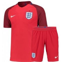 Kit Inghilterra trasferta maglia+pantaloncini EURO 2016