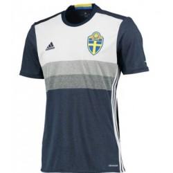 Maglia Trasferta/Away Svezia EURO 2016