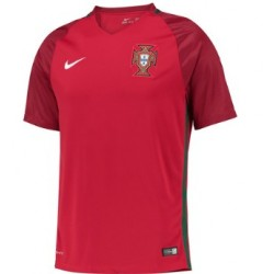 Maglia home Portogallo EURO 2016