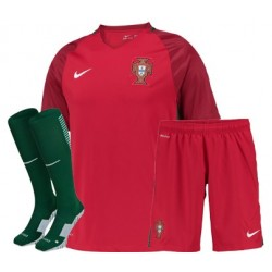 Kit Completo Portogallo Home EURO 2016