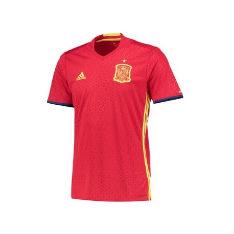 Maglia Home Spagna EURO 2016