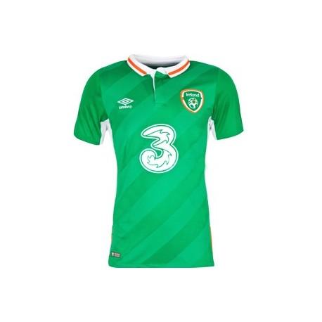 Maglia Home Irlanda EURO 2016