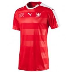 Maglia Home Svizzera EURO 2016