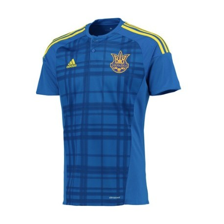 Maglia Away/Trasferta Ucraina EURO 2016