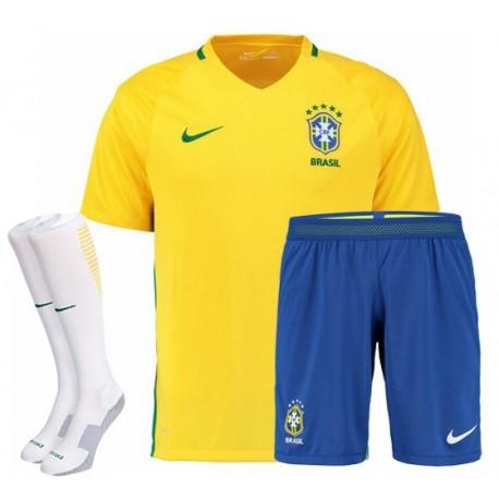 Kit completo Brasile Home 2016