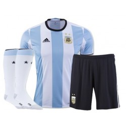 Kit completo Argentina Home COPA 2016