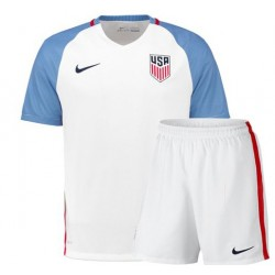 Kit Home Stati Uniti maglia+pantaloncini COPA AMERICA 2016