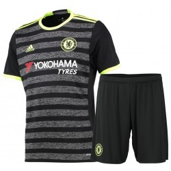 Kit trasferta/away Chelsea 2016/17 maglia+pantaloncini