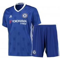 Kit Home Chelsea 2016/17 maglia+pantaloncini