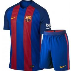 Kit Home Barcellona 2016/17 maglia+pantaloncini
