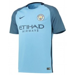 Kit Bambino Home Manchester City 2016/17 maglia+pantaloncini