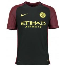 Kit Bambino Trasferta/Away Manchester City 2016/17 maglia+pantaloncini