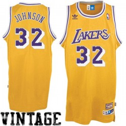 Canotta Vintage NBA Lakers di Magic Johnson