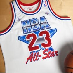 Canotta ALL STAR Michael Jordan 1991