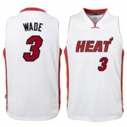 Canotta NBA Miami Heat di Wade