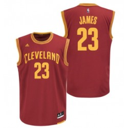 Canotta NBA Cleveland Cavaliers di LeBron James