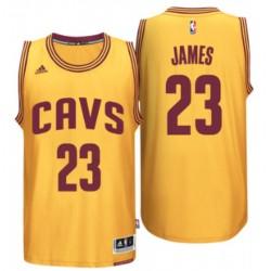 Canotta Altnernativa 2 NBA Cleveland Cavaliers di LeBron James