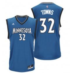Canotta NBA Minnesota Timberwolves di Anthony Towns