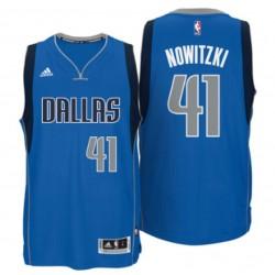 Canotta NBA Dallas Mavericks di Dirk Nowitzki