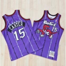 Canotta Nba VINTAGE Toronto Raptors di Vince Carter
