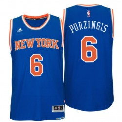 Canotta NBA New York Knicks di Kristaps Porzingis