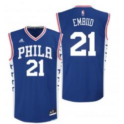 Canotta NBA Philadelphia 76ers di Joel Embiid