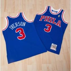 Canotta NBA Vintage Philadelphia 76ers di Allen Iverson