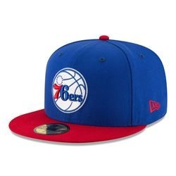 Cappello Philadelphia 76ers New Era 59FIFTY Fitted Cap
