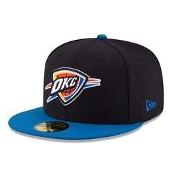 Cappello  Oklahoma City Thunder New Era 59 FIFTY Fitted Cap