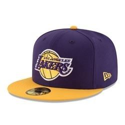 Cappello Los Angeles Lakers New Era 59 FIFTY Fitted Cap