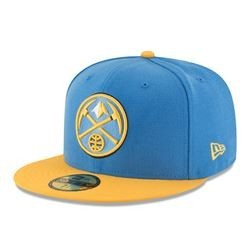 Cappello Denver Nuggets New Era 59 FIFTY Fitted Cap