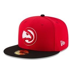 Cappello Atlanta Hawks New Era 59 FIFTY Fitted Cap