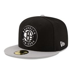 Cappello Brooklyn Nets New Era 59 FIFTY Fitted Cap