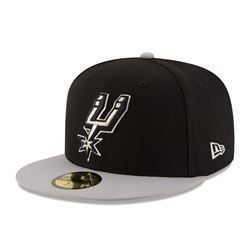 Cappello San Antonio Spurs New Era 59 FIFTY Fitted Cap