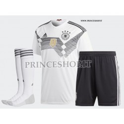 Completo Home Germania maglia+pantaloncini+calzettoni RUSSIA 2018