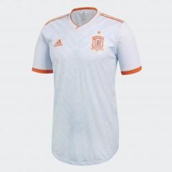 Maglia Away Spagna Russia 2018