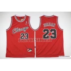 Canotta Vintage Chicago Bulls di Michael Jordan