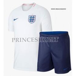 Kit Home Inghilterra maglia+pantaloncini RUSSIA 2018