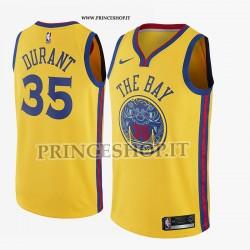 100% autentico sito web professionale più amato Maglia NBA Warriors di Stephen CURRY [City...