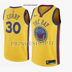 Maglia NBA Warriors di Kevin DURANT [City Edition Swingman]
