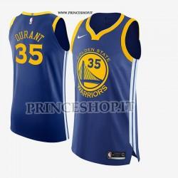 Maglia NBA Warriors di Kevin DURANT [ Icon Edition]