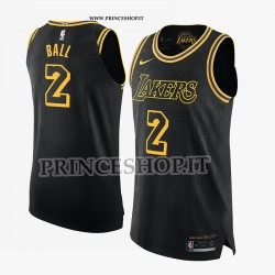 Maglia NBA LA Lakers di Lonzo Ball [ Authentic Edition]